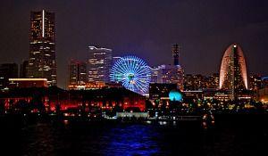横浜夜景⑨