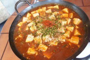 麻婆豆腐(MJサイズ)