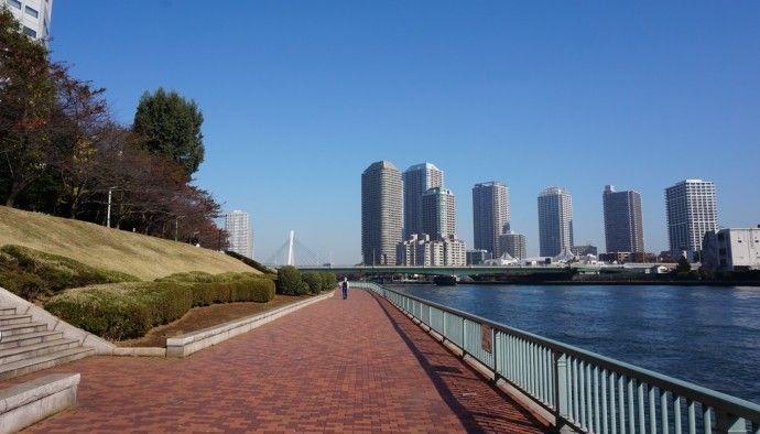 隅田川テラス_141122