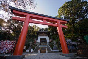 江の島 神社