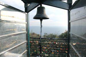 江の島 鐘