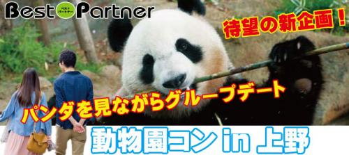 上野動物園コンバナー