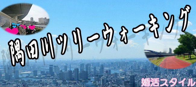 隅田川ツリーウォーキング
